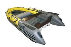 Надувная лодка Angler REEF Тритон 340 НДНД