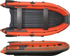 Надувная лодка Angler REEF Тритон 390 НДНД