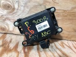 Блок управления Peugeot 3008 2011 [9673046780] T84E EP6CDT