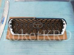 Решетка радиатора Toyota land cruiser 200 07-15г TRD