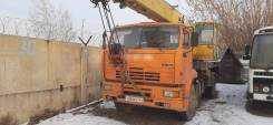 КамАЗ Ивановец кс35714к-з, 2006
