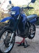 Kawasaki KLR 650, 1997