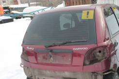 Daewoo matiz крышка багажника в сборе