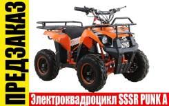Электроквадроцикл SSSR PUNK 250 A, 2021