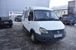 ГАЗ 32212, 2015