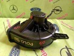Моторчик (вентилятор) печки Skoda Fabia (00-14г), VW Polo