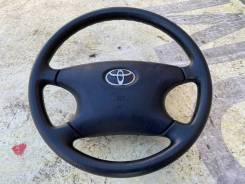 Руль полностью в сборе в хорошем состоянии Toyota Ipsum 45100-44070-C0