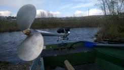 LTB-мотор, лодочный мотор весло вездеход, RD390 15лс, редуктор 2:1