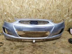Бампер Hyundai Solaris 1 [865114L000] ДО РЕСТ, передний