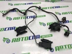 Моторчик заслонки отопителя печки Opel Astra H 2006 [52406337R06] Хетчбек 5D Бензин