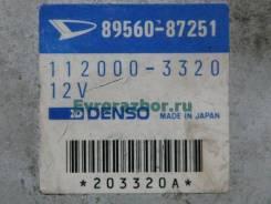Блок управления двигателем Daihatsu Cuore 1997 [8956087251]