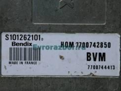 Блок управления двигателем Renault Clio 1993 [7700744413] 1.8
