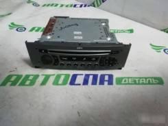 Магнитола штатная Peugeot 308 2011 [96650206XH00] Хетчбек Бензин