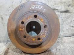 Диск тормозной передний Pontiac Aztek 2002 3.4, передний