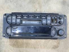 Магнитола Dodge Caravan 2004 [56038586AH]