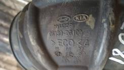 Патрубок воздушного фильтра Kia Magentis 2007 [281392G100] MG 2.4