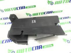 Дефлектор охлаждения радиатора Renault Clio 3 Рестайлинг 2011 [8200304286] Хетчбек 3D Бензин