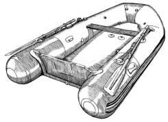 Ремонт лодок ПВХ