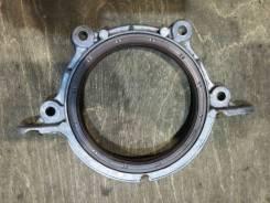 Крышка двигателя задняя Mazda 323 1998 [B36611310C] 1.8