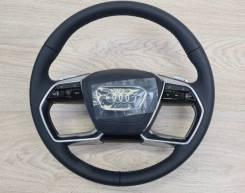 Руль с подушкой безопасности Audi A8 2018- [4N0880201L1KT] D5