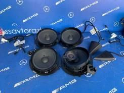 Комплект акустики Mercedes-Benz E300 2008 [A2118207202] W211 272.943 M272 E30; V6 GAS. Engine M272 E30
