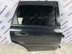 Дверь Chevrolet Lacetti 2004-2013 [96547916] J200, задняя правая