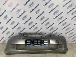 Бампер Honda Jazz 2005-2008 [71101SAA9000] GD1, передний