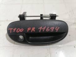 Ручка двери Chevrolet Lanos 2002-2009 T100, передняя правая