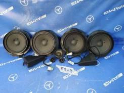 Комплект аудио системы Mercedes-Benz E300Cdi 2006 [A2118207202] W211 642.920 OM642