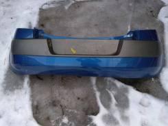 Бампер. Renault Megane 2008 BM K4M813, задний