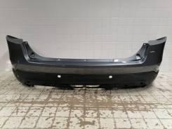 Бампер Lada Vesta 2015-2020 [8450031033] Cross Универсал, задний