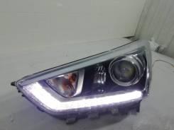 Фара галоген с дхо Hyundai Creta 2015-2021 [92101M0100] GS, передняя левая