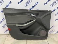 Обшивка двери Ford Focus 3 2011-2015 CB8, передняя левая