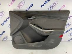 Обшивка двери Ford Focus 3 2011-2015 CB8, передняя правая