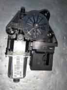 Мотор стеклоподъемника Renault Megane 2010 [807310026R] BZ0 (B30R) K4M838, передний левый