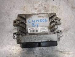 Блок управления двигателем Renault Symbol 2007 [8200326391] K7J