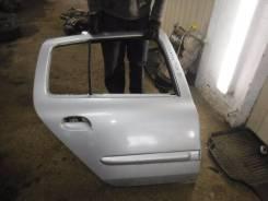 Дверь Renault Symbol 2007 [7751472477] K7J, задняя правая