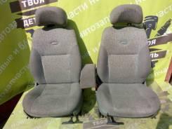Комплект сидений Ваз Калина 1 Седан