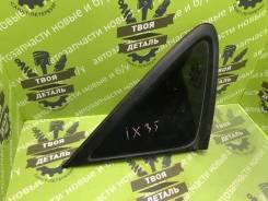 Стекло кузовное глухое Hyundai Ix35 2012 2.0 G4KD, заднее левое