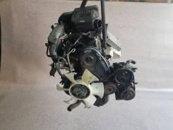 Двигатель Mitsubishi Pajero Junior H57A 1996 [1033613869]