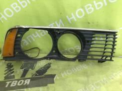Решетка радиатора Bmw 7 Series 735 1985г. в. Е23 3.5, правая