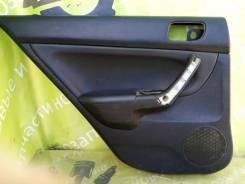 Обшивки дверей Honda Accord 7 2007г. в. K24A3, задние левые