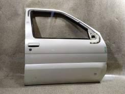 Дверь Nissan Terrano 2001 [H01002W1MM] R50 VG33E, передняя правая [182521]