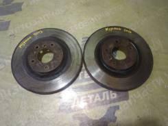 Тормозные диски Nissan Murano Z51 [40206EG000], переднее