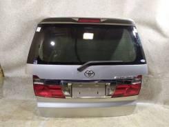Дверь задняя Toyota Alphard [6700558010] ANH10, задняя [206518]