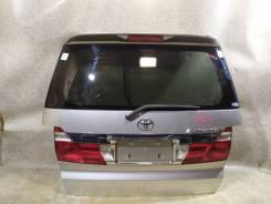 Дверь задняя Toyota Alphard [6700558010] ANH10, задняя [206522]