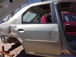 Дверь Renault Logan 2005-2014 [821009214R] LS0G/LS12, задняя правая