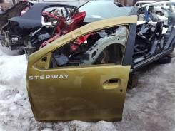 Дверь Renault Sandero 2014- [801012479R] 5S, передняя левая