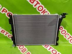 Радиатор охлаждения Hyundai Sonata 2010-2014 6 YF МТ