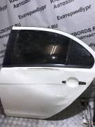 Дверь Mitsubishi Lancer 2008 [5730A581], левая задняя